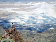 la mirada del alpinista