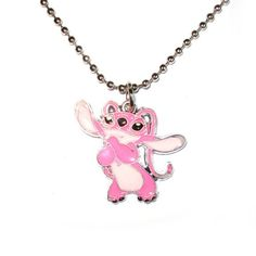 Idin Pendant Necklace  Angel pendant necklace chain approx 58 cm >>> More info could be found at the image url.