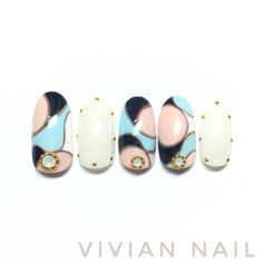 How To Do Nails, My Nails, Fabulous Nails, Nail Arts, Cool Designs, Manicure, Gemstone Rings, Hair Beauty, My Favorite Things