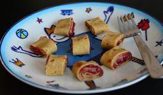 Grove pannekaker til middag, dessert eller som matpakkefyll! (Bakekona) Blogging