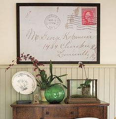 """Last time I blogged here I talked about a few 2011 Fall Decorating trends. And I was quite intrigued by the vaguely nostalgic feel I have seen all over the design world recently. One of my favorite ideas is to use travel """"souvenirs"""" in home decor. Perhaps it is because I have a lot of ...continue reading"""