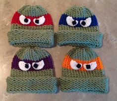 Cartoon turtle hat Inspired by JilleBeansCreations