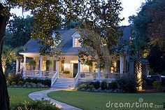 Cape Cod House Royalty Free Stock Photos - Image: 12719438