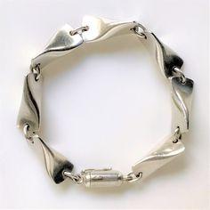 Georg Jensen Bracelet #104B by Tove & Edward Klint-Larsen