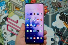 With OnePlus 7 Pro specifications a flagship smartphone to take on a head-on competition with iPhone XS, so let's see which one is better. New Phones, Galaxy A, Samsung Galaxy, Mobile Phone Price, Any App, Finger Print Scanner, Dating Sim, Android, Tecnologia