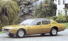 Iso Rivolta S4 Fidia (Ghia), 1967-74