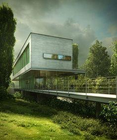 Casa Ponce by Matthias Klotz, Argentina