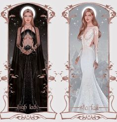 A Court Of Wings And Ruin, A Court Of Mist And Fury, Book Characters, Female Characters, Feyre And Rhysand, Sarah J Maas Books, Throne Of Glass, Digital Art Girl, Prince And Princess