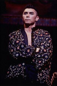 Lou Diamond Phillips in The King and I in Australia. From Longmire to The King and I. Now that's versatility.