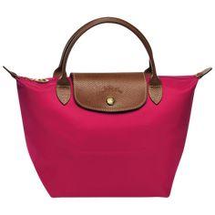 31a4bd7da1213 Bolso de mano S - LE PLIAGE - Bolsos - Longchamp - Rosa - Longchamp  International