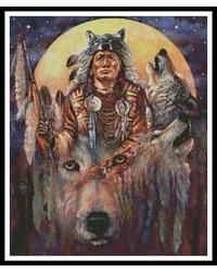 Invoking the Wolf Spirit