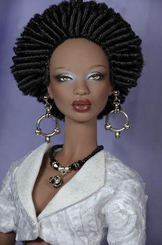 Numina Stratus wearing Ajuma wig