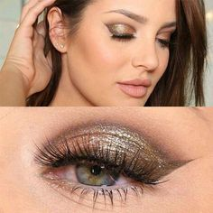 Chloe Morello is raving about our new Metallix eyeshadow in her latest video. Follow the link to find out how to create this gorgeous golden look with the Metallix range: https://youtu.be/kFs1phImEOE
