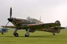 Fighter Aircraft, Fighter Jets, Aircraft Images, Hawker Hurricane, Unsung Hero, Battle Of Britain, Royal Air Force, Military Aircraft, Airplanes