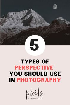 Perspective can have a huge impact on a photo. This post will teach you how to use the different types of perspective to produce better photos.