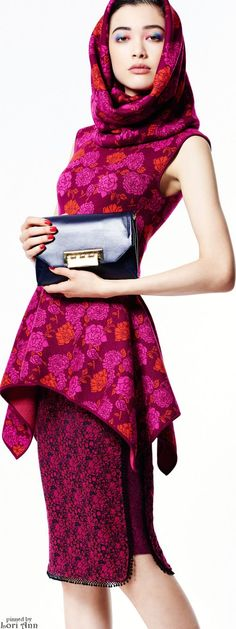 ZAC Zac Posen Pre-Fall 2015 - totally unique - ♥ - gorgeous!