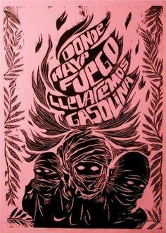 Latino Art, Protest Posters, Punk Art, Graphic Design Inspiration, Zine, Printmaking, Stencils, Art Photography, Artsy