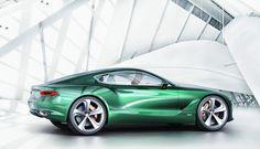 Bentley Challenge Tesla To Be King Of The Luxury Long Range...