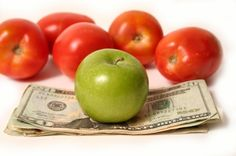 Tips for healthy eating on a budget from someone who lost 100lbs on a budget.