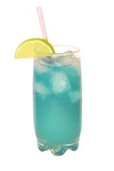Great day for the beach and a Tidal Wave Lemonade   Tidal Wave Lemonade   1 1/2 oz Sweet Georgia Nectar   1/2 oz Blue Curaçao   2 oz Sour Mix    Shake ingredients and serve over ice garnish with lemon or lime.