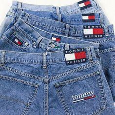 90's Tommy Hilfiger denim shorts | Desert Lily Vintage |