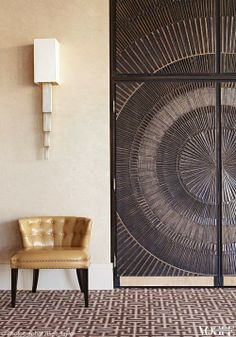 Preciosa #puerta tallada ¿te gusta? #decoracion