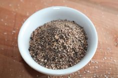 Coriander Herb Rub by Sugared Spice Shop on Gourmly