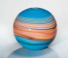 Skyline Peter Layton vase   I think he is a master of colour
