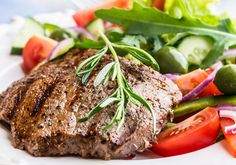 5 coisas que acontecem quando você para de comer carne
