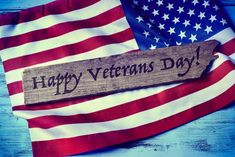Text happy veterans day and the flag of the US. The text happy veterans day writ , Veterans Day Photos, Happy Veterans Day Quotes, Happy New Year 2019, Merry Christmas And Happy New Year, Congratulations Images, Patriots Day, American Quotes, Remembrance Day, Tub