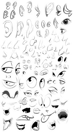 caricature templates - Google Search