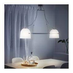 SVIRVEL Loftlampe dobbelt  - IKEA