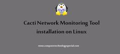 Cacti Network Monitoring Tool installation and configuration on CentOs 7/RHEL 7