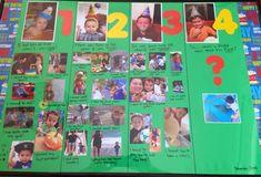 Montessori birthday celebration poster