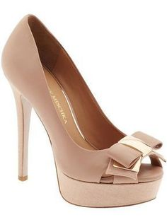 35 Pink Shoes You Will Definitely Want To Keep - Women Shoes Pink Shoes, Hot Shoes, Shoes Heels, Nude Heels, Bow Heels, Pretty Shoes, Beautiful Shoes, Badgley Mischka Shoes Wedding, Dream Shoes
