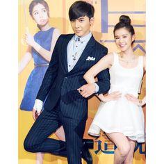 Murphys Law Of Love, Kpop Show, Danson Tang, Murphy Law, Drama Movies, Happy Endings, Kdrama, Peplum Dress, Actors