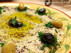 Recipe for eggplant cream New Recipes, Holiday Recipes, Vegan Recipes, Favorite Recipes, Homemade Cheese Dip, Iran Food, Going Vegetarian, Eggplant Recipes, Appetizer Dips