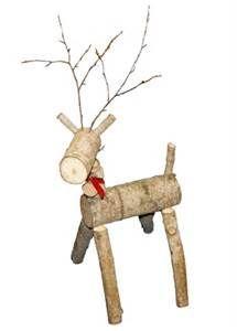 Image result for diy wood twig deer