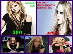 """I have been searching for some pictures to look back on Avril and right now, and she hasn't changed a bit! :D She's always been a fantastic singer and will always be flawless! :D I am super duper excited for the new CD coming this year in 2013! :D I really love """"Here's To Never Growing Up"""" and """"How You Remind Me"""" and I'm gonna love the rest too! :D She has forever been amazing and I've only just made this edit today! (22nd April 2013) And she's always pretty too, no matter what, she's…"""