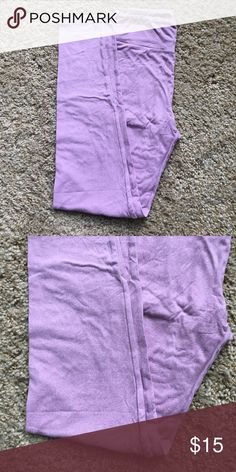 Lularoe leggings Perfect condition no defects or rips. New never worn. The color is lavender LuLaRoe Other