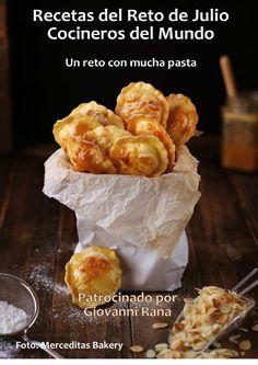 Un reto con mucha pasta Todas las recetas del reto de Julio de Cocineros del Mundo