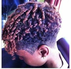 Finger coils, tapered cut