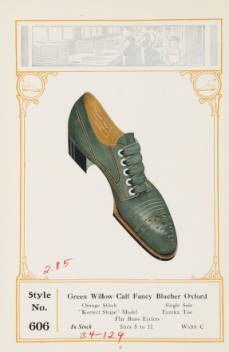 Korrect shape shoes, spring and summer 1910: carried in stock / Burt & Packard Co. Trade Catalogs. The Metropolitan Museum of Art, New York. Thomas J. Watson Library (b1688467x) #shoes