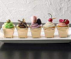 Unique Cup Cakes By Papillion Couture Cakes