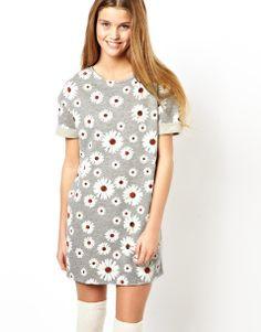 Obsesión del día: vestido con estampado de margaritas de Asos