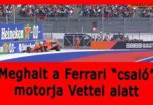 """Meghalt a Ferrari """"csaló"""" motorja Vettel alatt – Szocsiban Ferrari, Languages, Sports, Idioms, Hs Sports, Sport"""