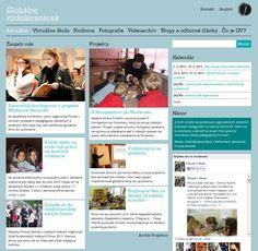 Spustili sme do prevádzky web www.globalnevzdelavanie.sk. Globálnym témam ako globalizácia, ľudské práva, migrácia, či multikulturalizmus a ich začleňovaniu do vyučovania na slovenských školách bude od teraz venovaná vlastná interaktívna webová stránka.Web je určený najmä učiteľom a učiteľkám základných a stredných škôl, ktorí hľadajú informácie, podporné materiály a inšpiráciu pri začleňovaní globálneho vzdelávania do rôznych vyučovacích predmetov.