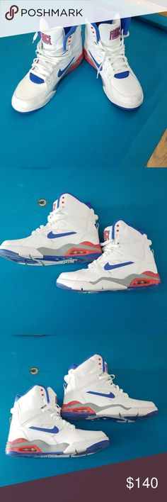 🔥Nike🔥command force The shoe from white men cant jump..Tried on one time.. Nike Shoes Athletic Shoes