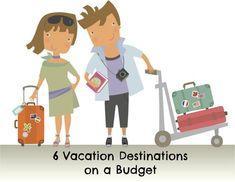 6 Exciting Vacation Destinations on a Budget Travel Couple, Family Travel, Orlando Travel, Heathrow Airport, Activity Sheets, Universal Orlando, Stressed Out, Long Weekend, Vacation Destinations