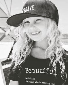 You are never to young to change to world Thank you to our adorable @love4paigenparker for proving this to us! We love you so much!! #bebrave #youarebeautiful #youareenough #youcandoit #madetomakeadifference #modelforacause #minimodels #smallbutmighty #fashionwithpurpose #kindnessconquers #bekind #endbullying #endslavery